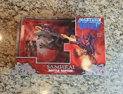 $39.97 • Buy Samurai Battle Raptor MASTERS OF THE UNIVERSE MOTU 200x MIB #2