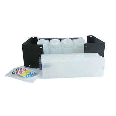 AU289.80 • Buy Bulk Ink Cartridges System For Roland RE-640/RA-640/VS-300/VS-420 Printer