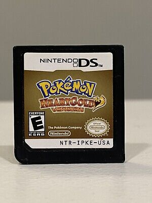 $142.95 • Buy Pokemon: HeartGold Version (Nintendo DS, 2010) *Authentic/Cartridge Only