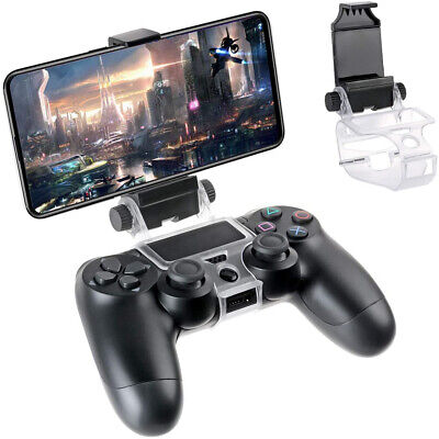 AU11.99 • Buy Adjustable Cell Phone Clip Holder Clamp Stand Mount For PS4 Controller Joystick