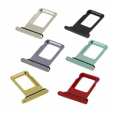 £2.49 • Buy For IPhone 11 - Replacement Single Sim Tray Slot Holder With Rubber Seal | FPC