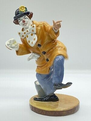 £39.84 • Buy Vintage 1978 Royal Doulton  THE CLOWN  9  Figurine HN2890 Limited Edition
