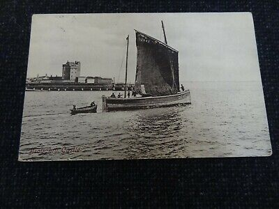 Broughty Castle Postcard Broughty Ferry Dundee Angus - 39063 • 8£