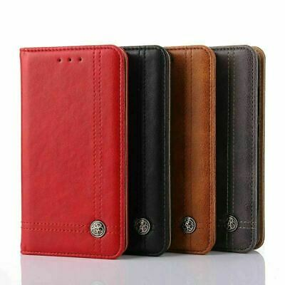 AU11.99 • Buy Luxury Leather Case Cover For Sony Xperia 1 L4 L3 5 10 II XA XZ4 XZ3 Z5 Premium