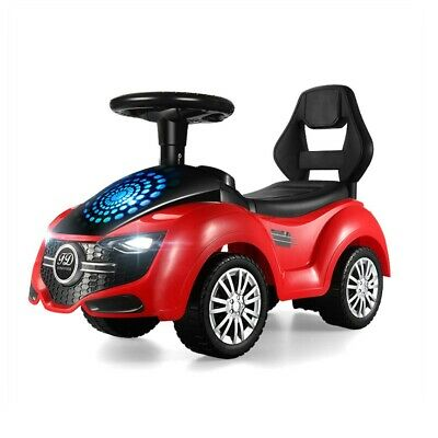 £31.44 • Buy New My First Ride On Kids Toy Car Boys Girls Push Along Toddlers Infants Walker