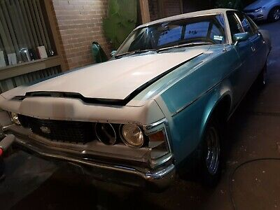 AU3550 • Buy Ford Fairlane ZH Sedan 1978 351 5.8 V8 Auto Roller Project One Owner