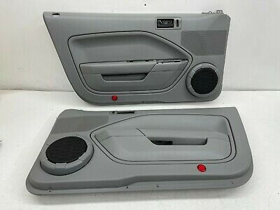$200 • Buy 2005-2009 OEM Ford Mustang Dove Grey Door Panels Driver Passenger Shaker |T265