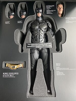 $ CDN778.16 • Buy Hot Toys DX12 Batman The Dark Knight Rises 1/6 Scale Figure NRFB First Release