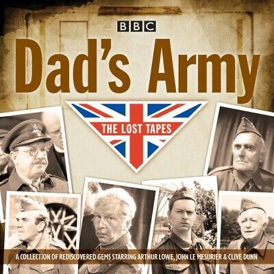 £9.71 • Buy Dads Army The Lost Tapes Unabridged Cd
