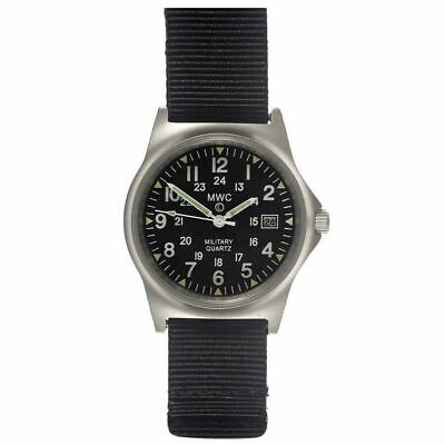 £94.91 • Buy MWC G10LM Dial 12/24 Double Bracelet Military Watch