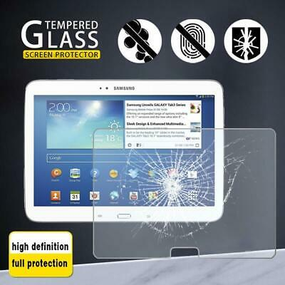 £4.96 • Buy Tempered Glass Screen Protector For Samsung Galaxy Tab 3 10.1 P5200 GT-P5210