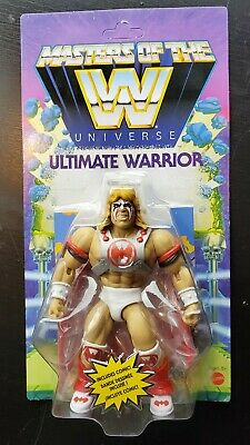 $11.95 • Buy Masters Of The WWE Universe ULTIMATE WARRIOR. Factory Sealed. Unpunched.
