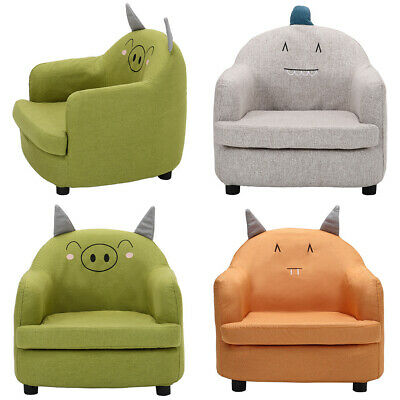 £35.95 • Buy Children Armchair Sofa Lounge Chair Cushion For Kid Toddler Child Low Deep Seat