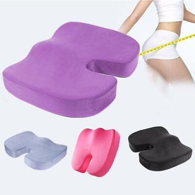 £13.81 • Buy Coccyx Orthopedic Memory Foam Seat Cushion For Chair Car Office Home UK