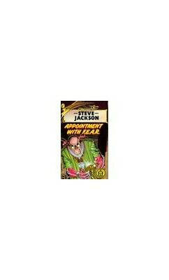 AU20.74 • Buy Appointment With F.E.A.R. (Puffin Books) By Jackson, Steve 0140319220 The Cheap