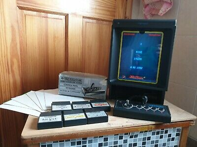 £666 • Buy MB Games Milton Bradley Vectrex Vintage Computer Games System Console 83 Working