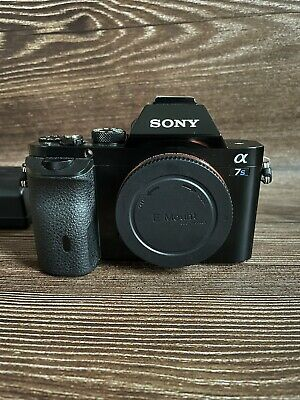 """$ CDN1001.77 • Buy Sony Alpha A7S 12.2MP Digital Camera - Black (Body Only) """"Excellent Condition"""""""