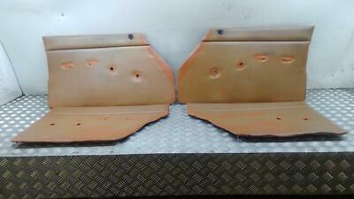 Rover P6 Full Set Of Interior Door Cards Tan • 69.99£