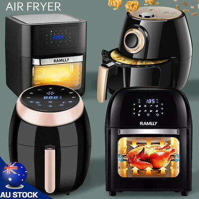 AU27.69 • Buy Kitchen Couture Air Fryer LCD Healthy Cooker Deep Fryers Fat Free Frying Cooker