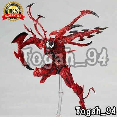 £22.71 • Buy Red Venom Carnage Action Figure Spider Man Statue Model Toy Gift Pvc Juguete