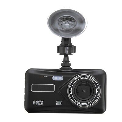 AU34.99 • Buy HD 1080P Car Dash Camera Recorder LCD Dual Lens DVR Front And Rear Reverse Cam