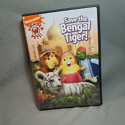 £2.86 • Buy Wonder Pets: Save The Bengal Tiger - DVD - Wonder Can They Save Bengals Football
