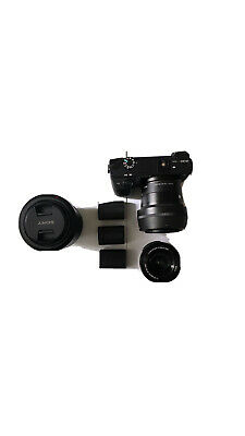 $ CDN764.45 • Buy Sony A6300 With 3 Lens And Batteries