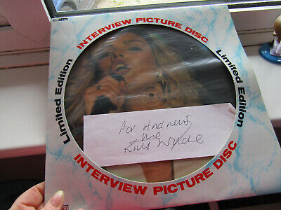 Kim Wilde Interview Picture Disc Limited Edition • 4.99£