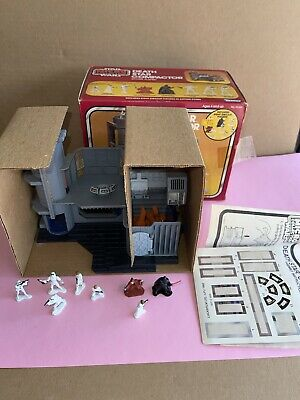 $ CDN249.81 • Buy Vintage Star Wars Kenner Micro Collection Death Star Compactor With Box 1982
