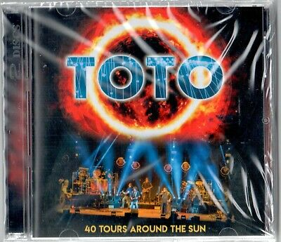 £5.99 • Buy Toto - 40 Hours Around The Sun NEW SEALED 2XCD SET