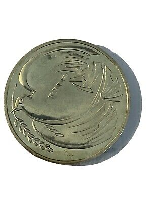 1995 £2 Two Pound Coin Dove Of Peace BU Taken From Annual Set • 1.24£