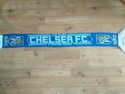 Chelsea FC Official Scarf • 3.33£
