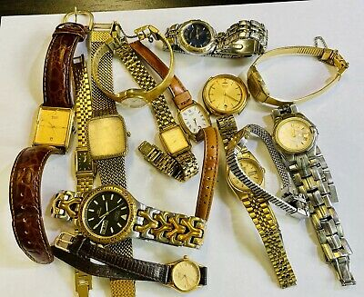 $ CDN14.41 • Buy Large Lot Of Seiko Mens And Ladies Wristwatches, Lot 2