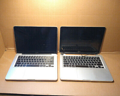 $ CDN84.99 • Buy PARTS / REPAIR LOT 2  Late 2008  MacBook 13  Unibody Aluminum Laptops - A1278