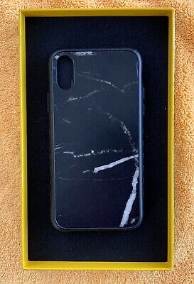 AU19.60 • Buy Dbrand Grip Case - IPhone X/Xs - Black Marble Skin (*Read*)