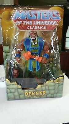 $34.95 • Buy Masters Of The Universe Classics  Dekker  Carded