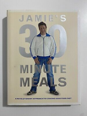 AU24.95 • Buy Jamie Oliver - 30 Minute Meals - Hardcover - Easy, Quick Family Recipes - VGC