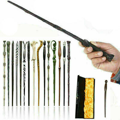 Harry Potter Dumbledore Voldemort Hermione Magic Wand Collection Cosplay Boxed • 6.99£