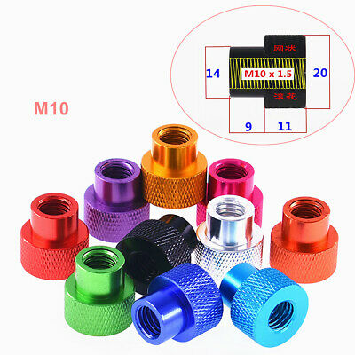M6 M8 Knurled Thumb Nuts Hand Grip Knobs Nut Blind Hole Round Head High Type