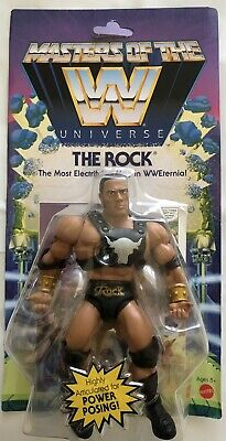 $41.95 • Buy 2020 Masters Of The WWE Universe Action Figure: THE ROCK