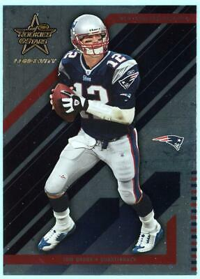 $3.99 • Buy TOM BRADY Patriots 2004 Leaf Rookies & Stars Longevity #56 EARLY ISSUE