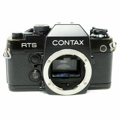 $ CDN384.36 • Buy Used Film Camera Contax/Contax Rts Ii Quartz Condition Rank Product No.77-1