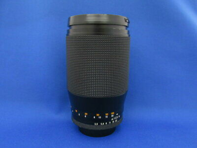 $ CDN475.23 • Buy Used Contax Rts Tele-Tessar 200Mm F3.5Ae Interchangeable Lenses Monthly Warranty
