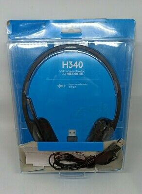 AU45 • Buy Logitech H340 Gaming Headset Over-Ear Headphone With Noise Cancellation Mic