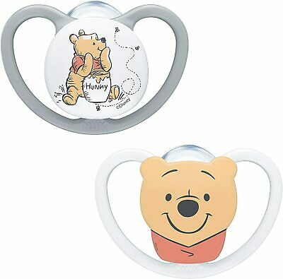 £9.49 • Buy NUK Space / Baby Dummy / 6-18 Months / Soothers / BPA-Free Silicone