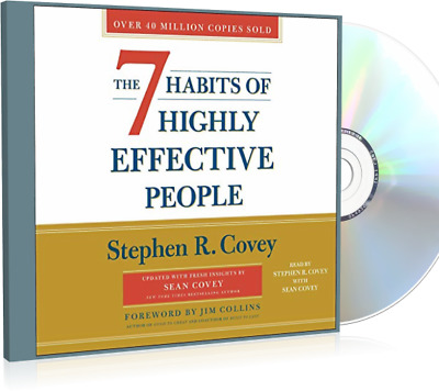 AU7.50 • Buy The 7 Habits Of Highly Effective People 2020 Ed Stephen R. Covey