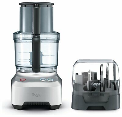 View Details Sage BFP800UK The Kit Wiz Food Processor - Stainless Steel • 324.96£