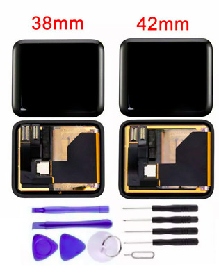 $ CDN71.55 • Buy For Apple Watch Series 1 IWatch 38mm 42mm LCD Screen Touch Digitizer Replacement
