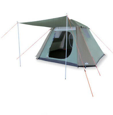 AU144 • Buy 6 Person Instant Tent Instant Simple Quick Set Up Camping Fishing