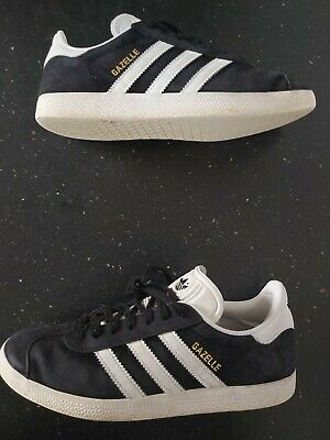 $ CDN14.87 • Buy Adidas Originals Gazelle Womens Trainers Black Size 5 .  GOOD CONDITION
